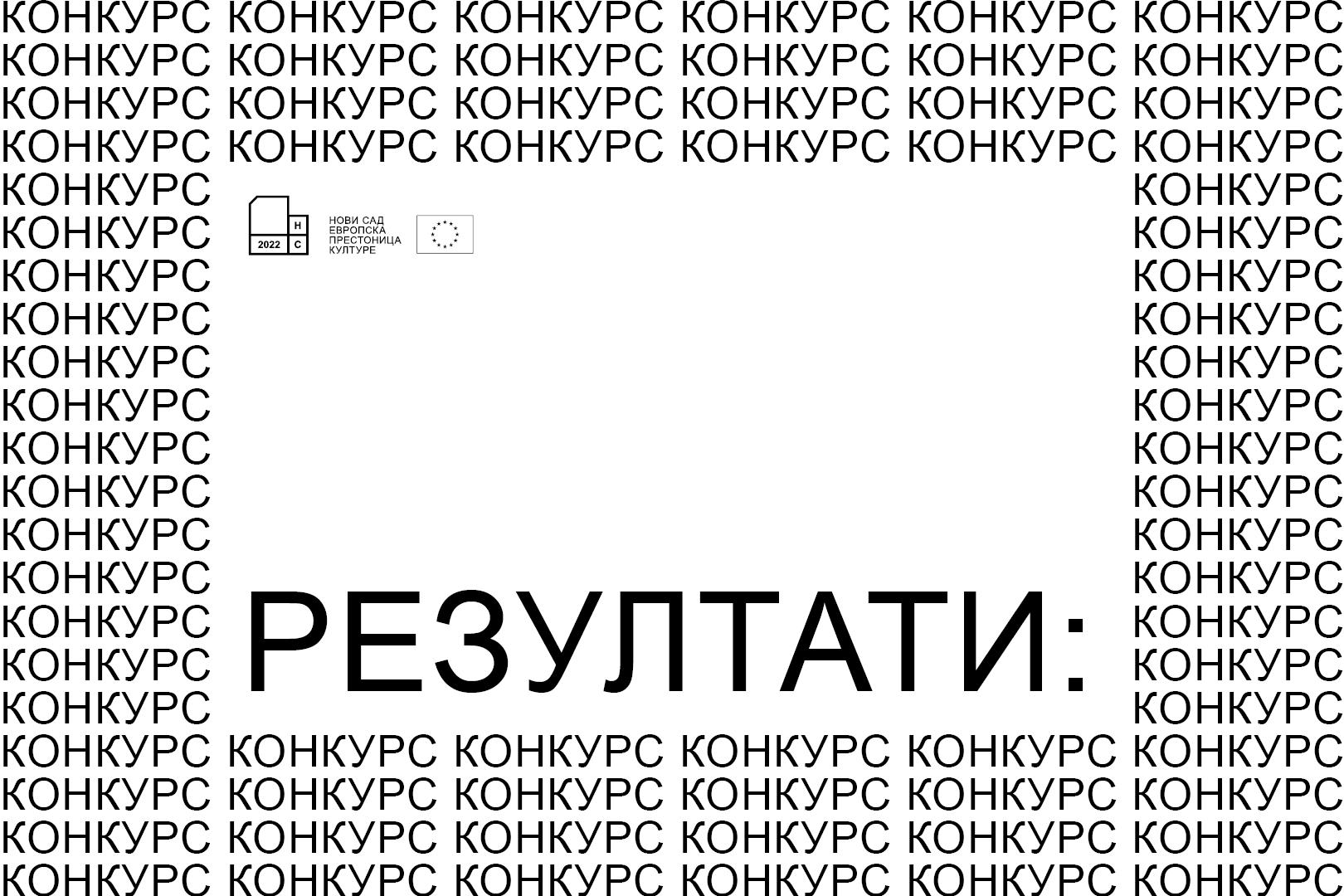 резултати конкурса издаваштва и преводилаштва